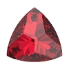 Swarovski 4799 Kaleidoscope Triangle Fancy Stone 9.2x9.4mm Scarlet (48 Pieces)